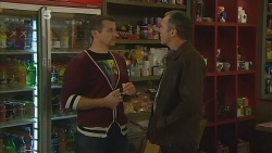 Toadie Rebecchi, Karl Kennedy in Neighbours Episode 6189