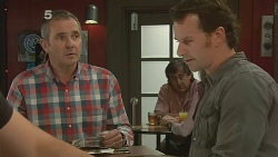 Karl Kennedy, Lucas Fitzgerald in Neighbours Episode 6190