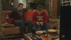 Toadie Rebecchi, Callum Jones in Neighbours Episode 6190