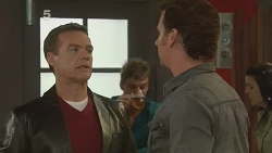 Paul Robinson, Lucas Fitzgerald in Neighbours Episode 6190