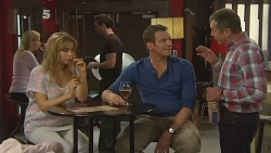 Natasha Williams, Michael Williams, Karl Kennedy in Neighbours Episode 6191