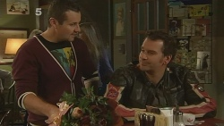 Toadie Rebecchi, Lucas Fitzgerald in Neighbours Episode 6191