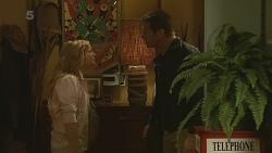 Natasha Williams, Michael Williams in Neighbours Episode 6192