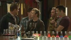 Michael Williams, Ivan DeMarco in Neighbours Episode 6192