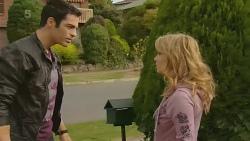 Ivan DeMarco , Natasha Williams in Neighbours Episode 6192