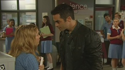 Natasha Williams, Ivan DeMarco in Neighbours Episode 6193