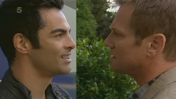 Ivan DeMarco , Michael Williams in Neighbours Episode 6193