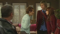 Karl Kennedy, Susan Kennedy, Andrew Robinson, Summer Hoyland in Neighbours Episode 6194