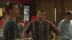 Lucas Fitzgerald, Toadie Rebecchi in Neighbours Episode 6196