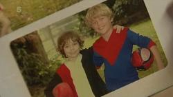 Lucas Fitzgerald, Dan Fitzgerald in Neighbours Episode 6196