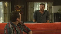 Toadie Rebecchi, Lucas Fitzgerald in Neighbours Episode 6196