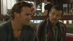 Lucas Fitzgerald, Toadie Rebecchi in Neighbours Episode 6197