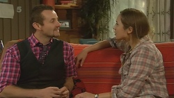 Toadie Rebecchi, Sonya Mitchell in Neighbours Episode 6197