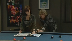 Summer Hoyland, Andrew Robinson in Neighbours Episode 6197