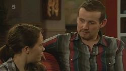 Sophie Ramsay, Toadie Rebecchi in Neighbours Episode 6198