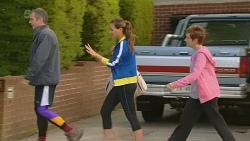 Karl Kennedy, Jade Mitchell, Susan Kennedy in Neighbours Episode 6198