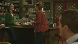 Kate Ramsay, Sonya Mitchell, Toadie Rebecchi in Neighbours Episode 6200