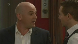 Supt. Duncan Hayes, Toadie Rebecchi in Neighbours Episode 6200