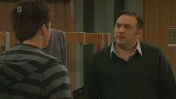Chris Pappas, George Pappas in Neighbours Episode 6201