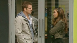 Michael Williams, Jade Mitchell in Neighbours Episode 6202
