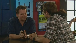 Lucas Fitzgerald, Kyle Canning in Neighbours Episode 6202