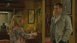 Natasha Williams, Michael Williams in Neighbours Episode 6202