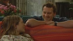 Sonya Mitchell, Lucas Fitzgerald in Neighbours Episode 6203
