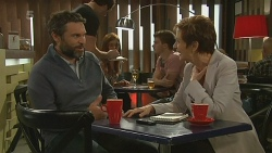 Jim Dolan, Susan Kennedy in Neighbours Episode 6203