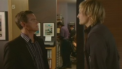 Paul Robinson, Andrew Robinson in Neighbours Episode 6203