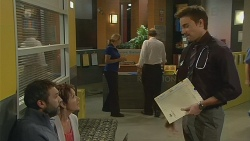 Jim Dolan, Susan Kennedy, Rhys Lawson in Neighbours Episode 6203