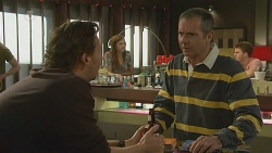 Lucas Fitzgerald, Karl Kennedy in Neighbours Episode 6203