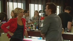 Carla Turner, Lucas Fitzgerald in Neighbours Episode 6204