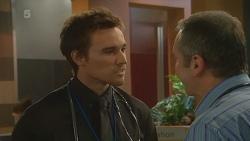 Rhys Lawson, Karl Kennedy in Neighbours Episode 6205