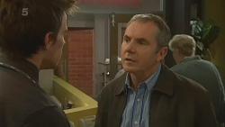Rhys Lawson, Karl Kennedy in Neighbours Episode 6206