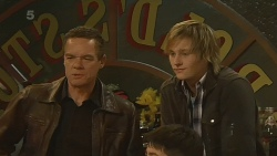 Paul Robinson, Andrew Robinson in Neighbours Episode 6206