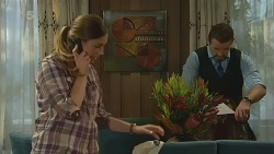 Sonya Mitchell, Toadie Rebecchi in Neighbours Episode 6207
