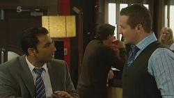 Ajay Kapoor, Toadie Rebecchi in Neighbours Episode 6207