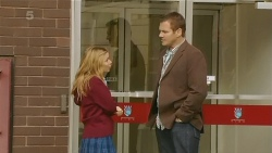 Natasha Williams, Michael Williams in Neighbours Episode 6207