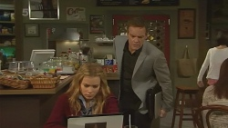 Natasha Williams, Paul Robinson in Neighbours Episode 6207