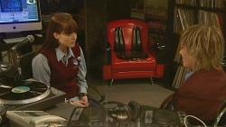Summer Hoyland, Andrew Robinson in Neighbours Episode 6207
