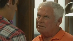 Kyle Canning, Lou Carpenter in Neighbours Episode 6208