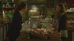 Kate Ramsay, Jade Mitchell in Neighbours Episode 6209