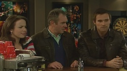 Kate Ramsay, Karl Kennedy, Rhys Lawson in Neighbours Episode 6209