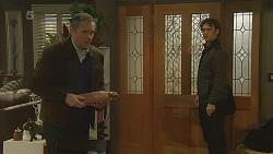 Karl Kennedy, Malcolm Kennedy in Neighbours Episode 6209
