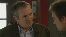 Karl Kennedy, Rhys Lawson in Neighbours Episode 6211
