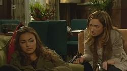 Jade Mitchell, Sonya Mitchell in Neighbours Episode 6211