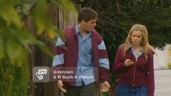 Chris Pappas, Natasha Williams in Neighbours Episode 6212