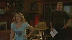 Natasha Williams, Michael Williams in Neighbours Episode 6212