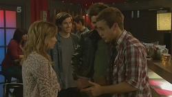 Natasha Williams, Stewart Harman in Neighbours Episode 6212