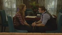 Sonya Mitchell, Toadie Rebecchi in Neighbours Episode 6213